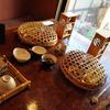 はたごの心 橋本屋 - 料理写真:朝食は籠盛り