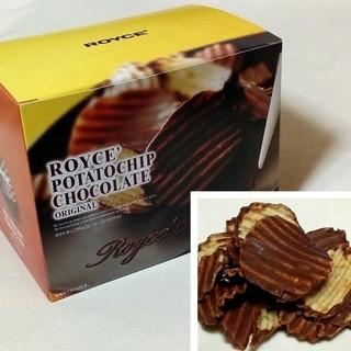 ロイズ - ポテトチップチョコレート・オリジナル(756円)
