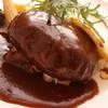 MAIN DINING Ichi - 料理写真:すすき牧場のむなかた牛ハンバーグステーキ