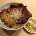 十勝豚丼 いっぴん - 豚丼ごはん少なめ 777円