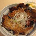 十勝豚丼 いっぴん - 豚丼ごはん少なめ