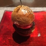 39099374 - ミニハンバーガー