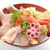 どんと屋 - 料理写真:敦賀の旬が楽しめる「敦賀海鮮丼」