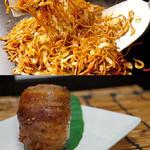 ヤキソバショップ 18番 - 富士宮やきそばと知多豚とんむす