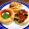 オッティモ - 料理写真:マルゲリータ、ラタトゥイユ、ソーセージ