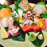 居酒屋 龍のす - ~旬鮮魚のお刺身盛り合わせ~九点盛