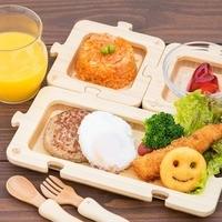 特製キッズプレートプレゼント!!