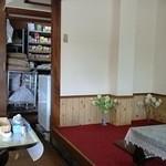 インド・パキスタン料理 ホット・スプーン - 店内