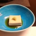 月亭 - 胡麻豆腐