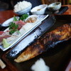 つくし - 料理写真:サバ塩焼き定食