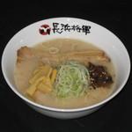 東郷パーキングエリア(下り線) スナックコーナー - 料理写真:「長浜将軍ラーメン」¥680