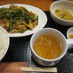 一番太鼓 - 2015/6/19 辣子肉片