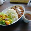 cafe 緑の食工房 - 料理写真:具だくさんハヤシライス