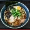 とんこつ麺屋 火の国 - 料理写真:火の国しおラーメン・黒(700円)