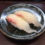 廻鮮寿司かね喜 - 料理写真:真鯛