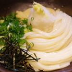 うどん日和 - 料理写真:ぶっかけ(冷)
