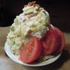 玉や - 料理写真:ポテトサラダ(表)