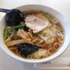 燕京 - 料理写真:ワンタンメン750円