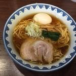 39155933 - 味玉醤油ラーメン800円
