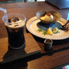 のーてぃす - 料理写真:アイスクリーム 飲み物付き♫