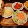 ヒマラヤカレー - 料理写真:Dセット(キーマなすカレー、マサラチキン)