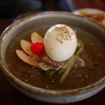 焼肉縁結 - 冷麺~☆
