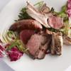 アロマ・クラシコ - 料理写真:肉のグリルミスト