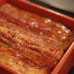 つるや - 江戸生鰻樺焼(えどうまれうなぎのかばやき)