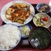 二葉飯店 - 料理写真:本日のサービスA 550円(2015.6)