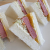 美ら馬 ホースくらぶ - 料理写真:沖縄風サンドイッチ