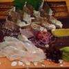 味遊 - 料理写真:カマス炙り・アナゴ刺