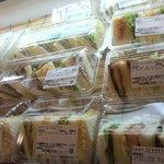 パンリード - 大人気のサンドイッチはドレッシングから手作りです!