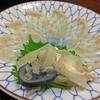 島清 - 料理写真:ふぐ刺し