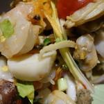 オーキッド - ヤムタレー(海鮮のサラダ)