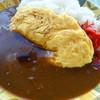 茨木スカイレストラン - 料理写真:オムカレー