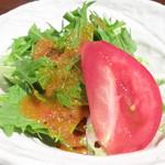 しらかわ - 茨城野菜のサラダ
