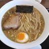 うさぎや - 料理写真:らーめんこってり太麺大盛