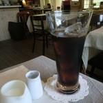 アルカイック 森の工房 - アイスコーヒー