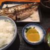 広島料理 安芸 - 料理写真:丸干いわし定食(880円)