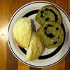 ジャムハウス - 料理写真:メロンパンと抹茶パン