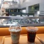 カフェ デュ モンド - 京都駅でカフェ・2015/5