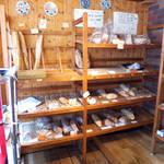バーニャのパン - トランスファットフリー。フランス産小麦粉T65、T55使用