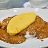 ルー・ド・メール - 料理写真:ドライカレー オムレツのせ 1580円