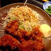旬鮮酒場天狗 - 料理写真:500円!から揚げ定食