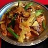 中華料理 東王 - 料理写真:レバー野菜炒め