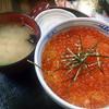 とりあえず逢海 - 料理写真:いくら丼 ¥1,800
