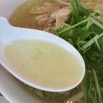 中国料理茶寮 - スープ