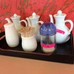 中国料理茶寮 - 調味料