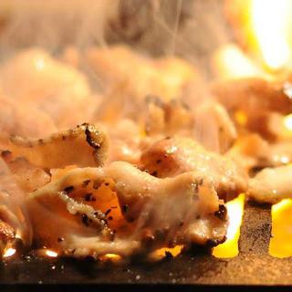 絶品!熟成八丁味噌が香ばしい!名古屋名物味噌とんちゃん!