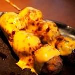 和楽  - つくねチーズ串